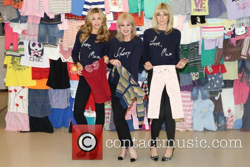 Abbey Clancy, Abbey Crouch, Joanna Lumley and Zoe Ball 7