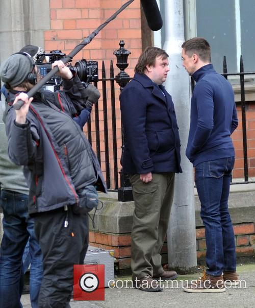 John Bradley and Killian Scott 2