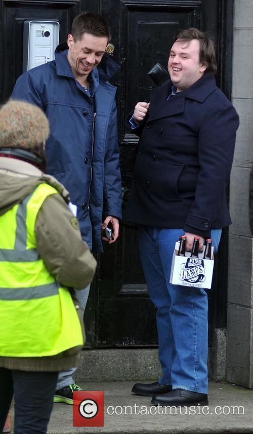 Killian Scott and John Bradley 10