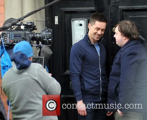 Killian Scott and John Bradley 11
