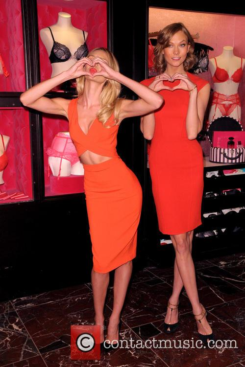 Candice Swanepoel and Karlie Kloss 3