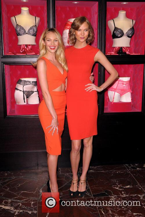 Candice Swanepoel and Karlie Kloss 6