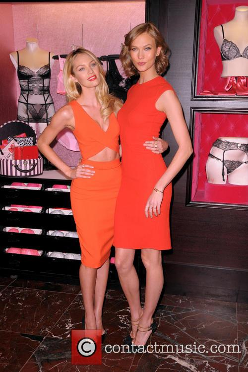 Candice Swanepoel and Karlie Kloss 7