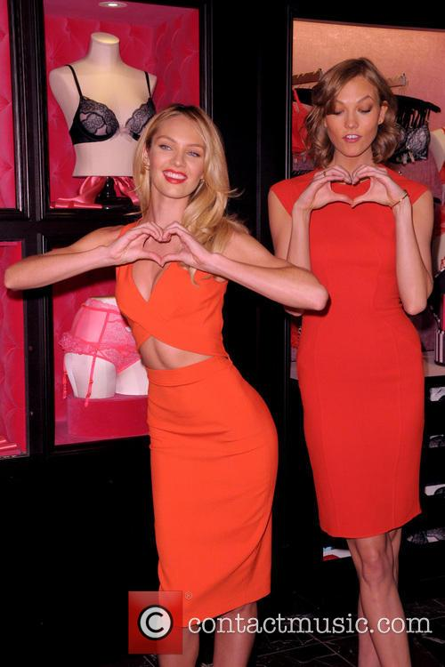 Candice Swanepoel and Karlie Kloss 8