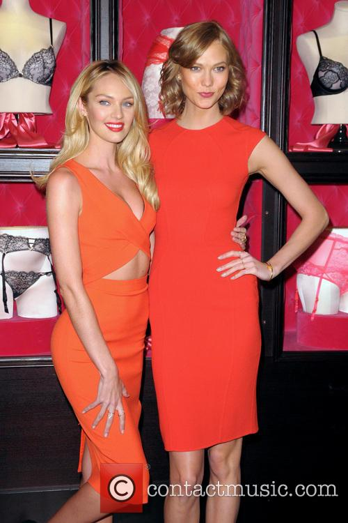 Candice Swanepoel and Karlie Kloss 10