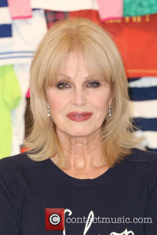 joanna lumley love mum shwopping campaign at 4051626
