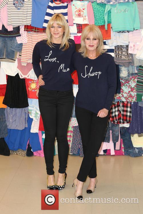 Joanna Lumley and Zoe Ball 6