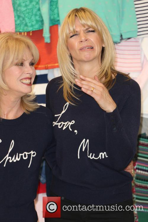 Joanna Lumley and Zoe Ball 8