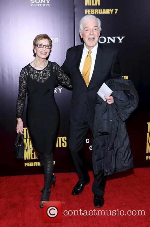Nick Clooney and Nina Bruce Warren 2