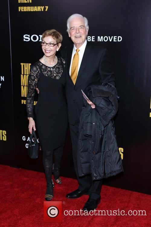 Nick Clooney and Nina Bruce Warren 1
