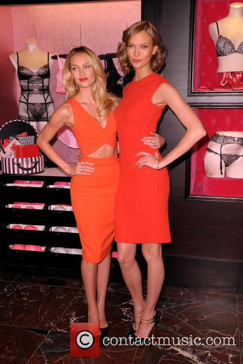 Candice Swanepoel and Karlie Kloss 11