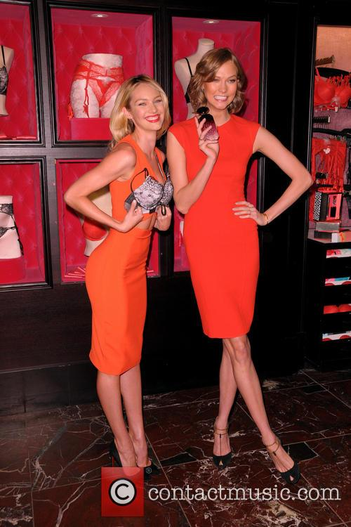 Candice Swanepoel and Karlie Kloss 12
