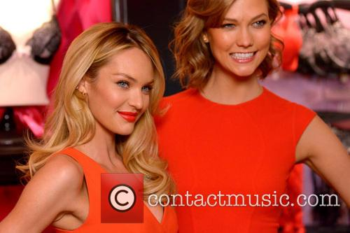 Candice Swanepoel and Karlie Kloss 1
