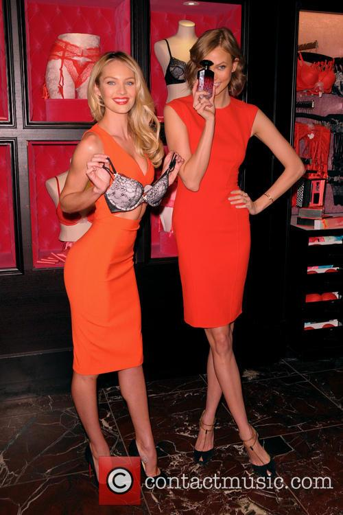 Candice Swanepoel and Karlie Kloss 16