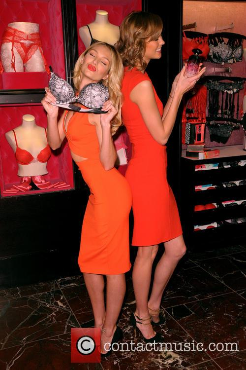 Candice Swanepoel and Karlie Kloss 19