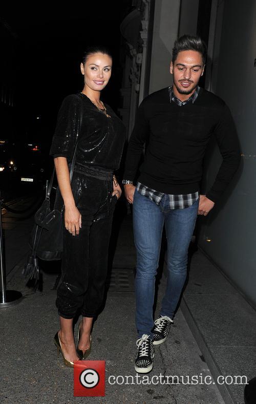 Chloe Sims and Mario Falcone 1