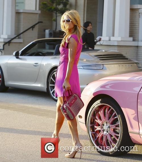 Paris Hilton Pretty In Pink