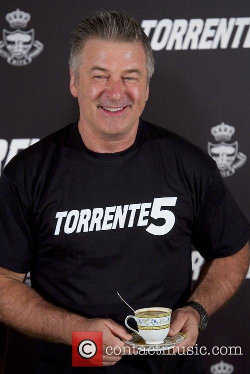 Alec Baldwin attends the 'Torrente 5' photocalll in...