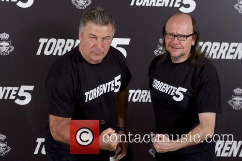 Alec Baldwin and Santiago Segura 3