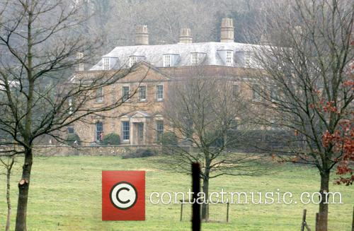 A General, Grade Ii Listed Hadspen, Manor, Hollywood, Johnny Depp and Amber Heard 2