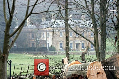 A General, Grade II Listed Hadspen, Manor, Hollywood, Johnny Depp and Amber Heard 12