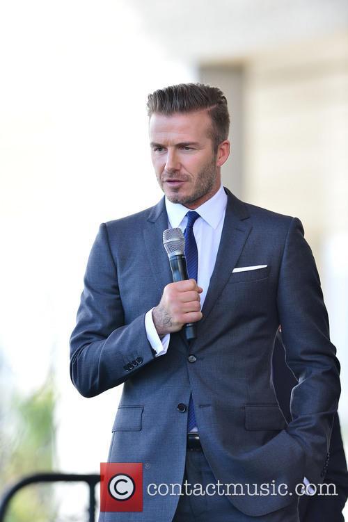David Beckham 14
