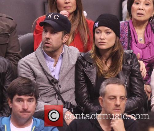 Jason Sudeikis and Olivia Wilde 6