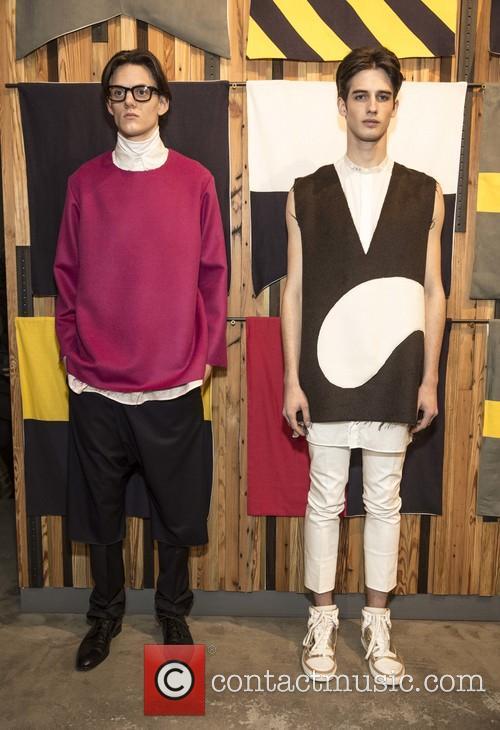 Antonio Azzuolo presentation ahead of New York Fashion...