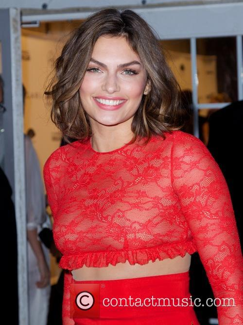 alyssa miller 2014 amfar new york gala 4053374