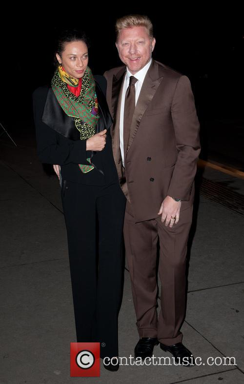 Boris Becker and Lilly Kerssenberg 5