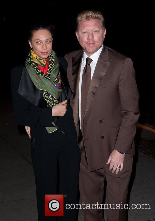 Boris Becker and Lilly Kerssenberg 7