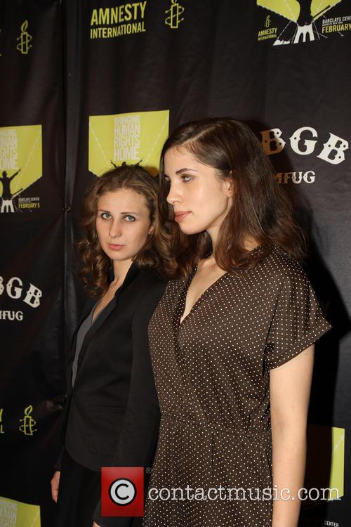 CBGB Festival Presents Amnesty International Concert