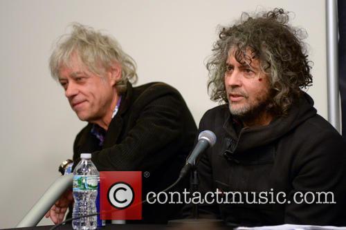 Bob Geldof and Wayne Coyne 10