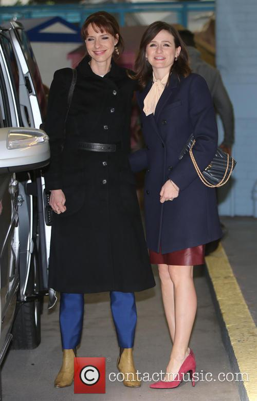 Emily Mortimer and Dolly Wells 5