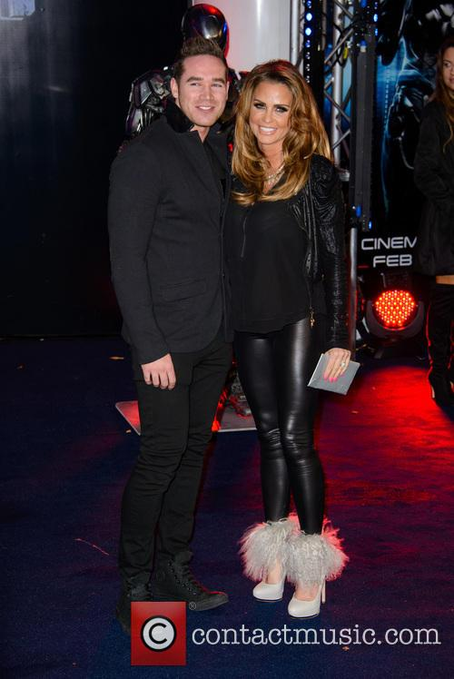 Katie Price and Kieran Hayler 1