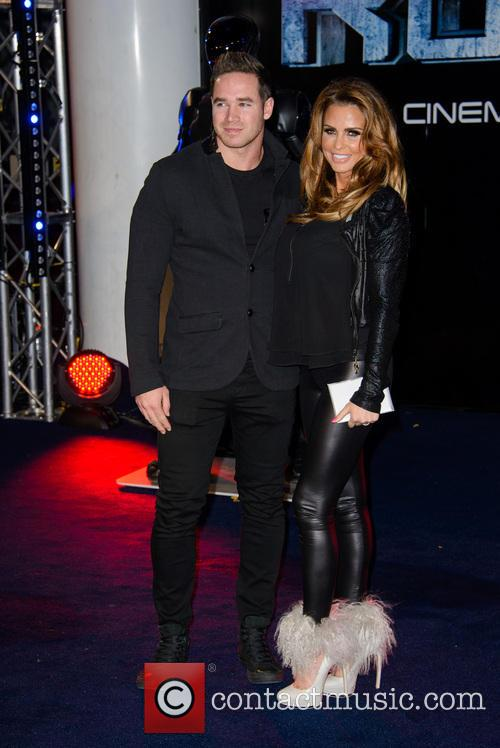 Katie Price and Kieran Hayler 7