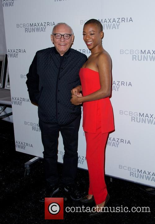Max Azria and Samira Wiley 1