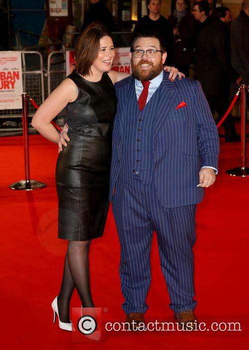 Christina Frost and Nick Frost 2