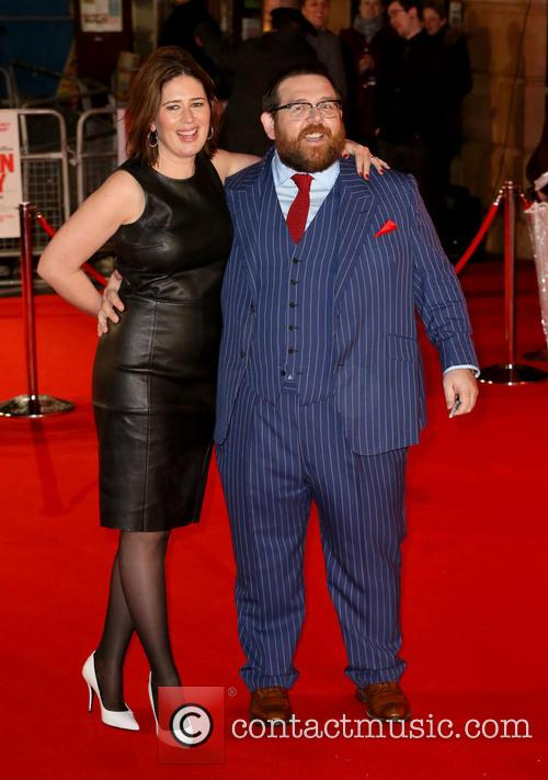 Christina Frost, Nick Frost, Vue Cinema