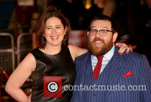 Christina Frost and Nick Frost 4