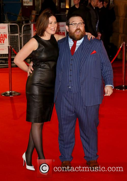 Christina Frost and Nick Frost 5