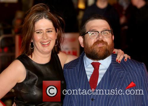 Christina Frost and Nick Frost 1
