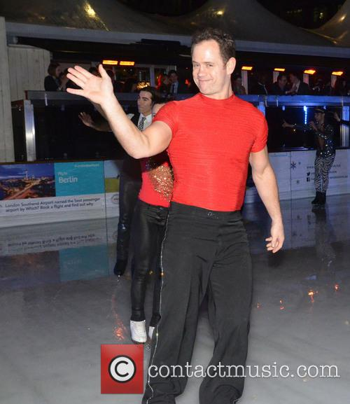 Dancing On Ice, Kyran Bracken