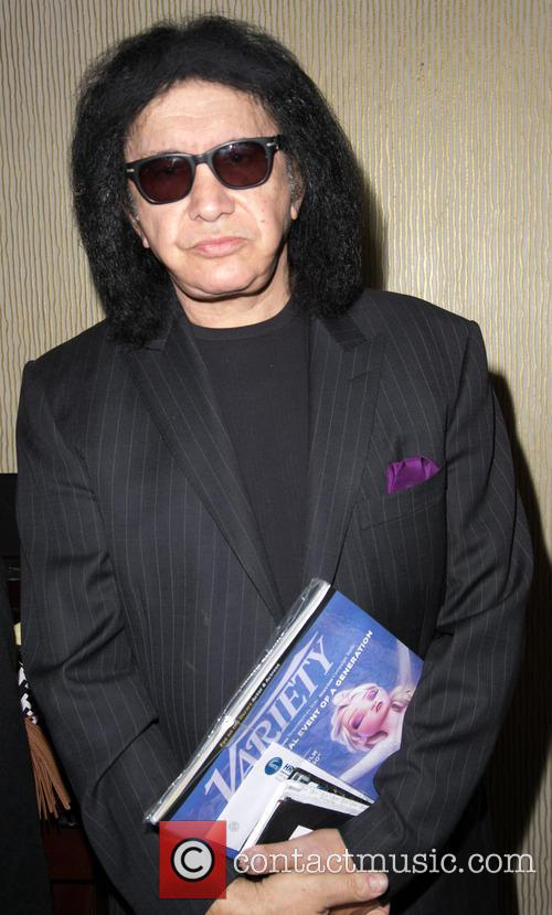 Gene Simmons, The Beverly Hilton Hotel, Beverly Hilton Hotel