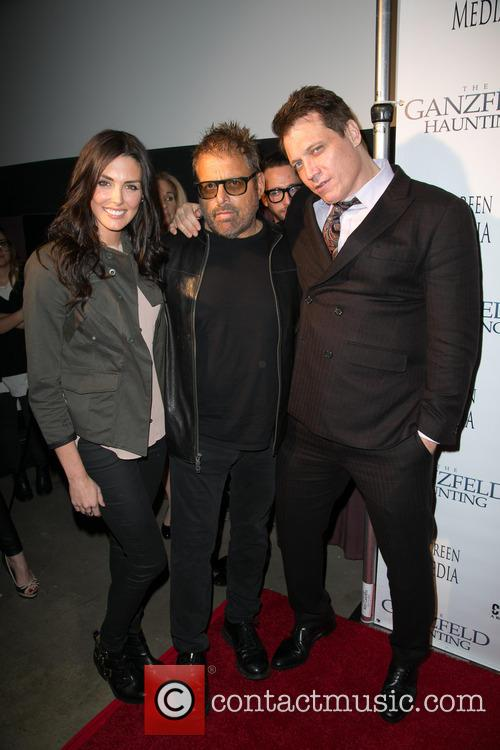 Taylor Cole, Michael Oblowitz and Holt Mccallany 7