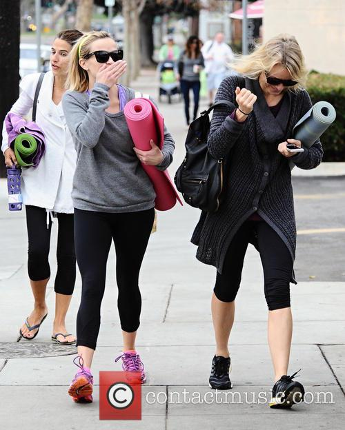 Naomi Watts and Reese Witherspoon 5