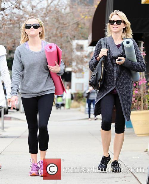 Naomi Watts and Reese Witherspoon 9