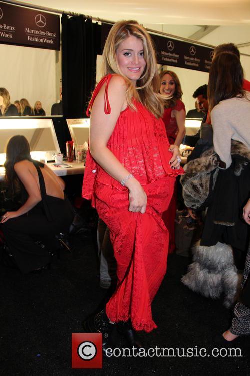 Daphne Oz, New York Fashion Week