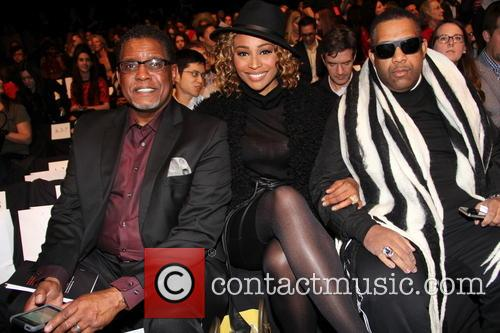 Gregory Leakes and Cynthia Bailey 1