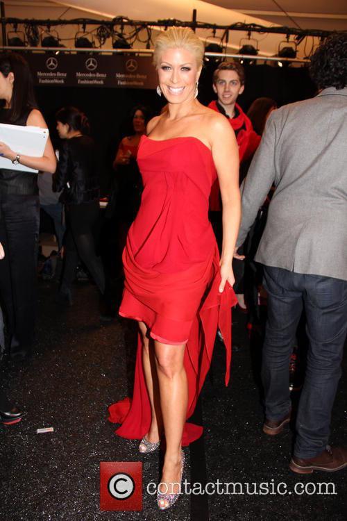 Jill Martin, New York Fashion Week